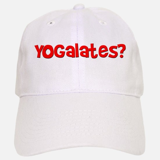 Yogalates Baseball Baseball Cap
