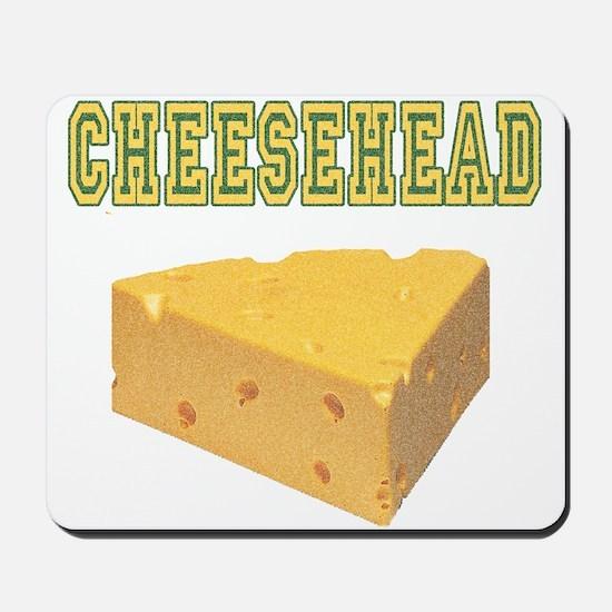 Cheesehead Mousepad