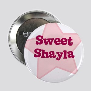 Sweet Shayla Button