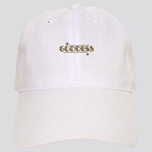 Goddess In Gold Cap