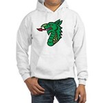 Midrealm Dragon Head Hooded Sweatshirt