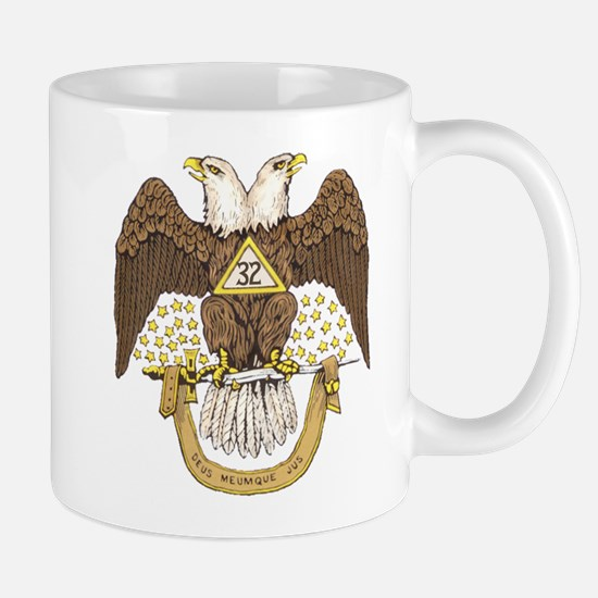 Scottish Rite 32 Mug