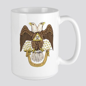 Scottish Rite 32 Large Mug