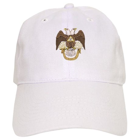 Scottish Rite 32 Cap