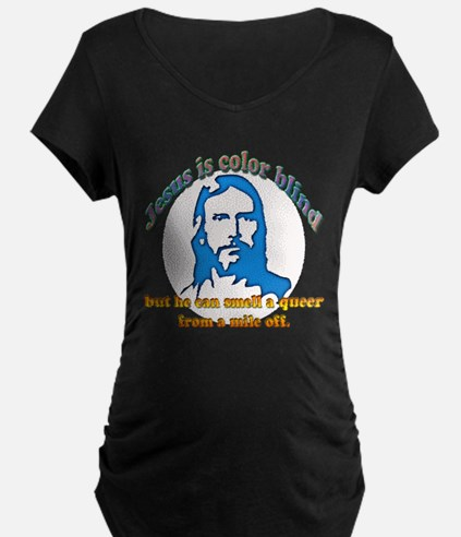 Jesus Can Smell A Queer T-Shirt
