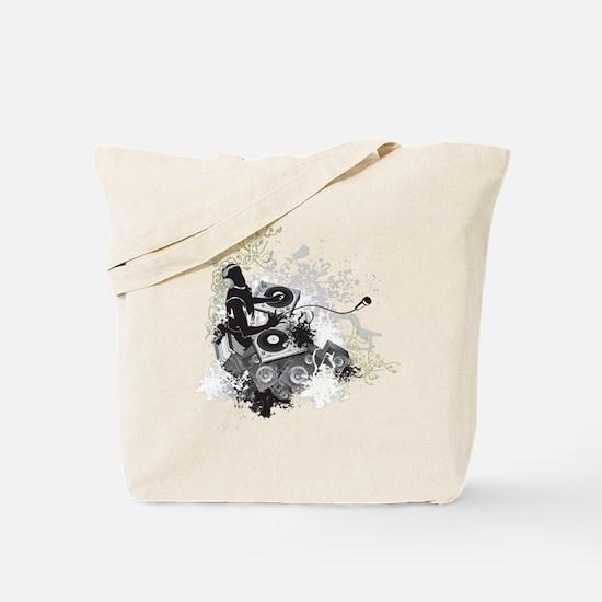 Cute Djs Tote Bag