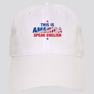 SPEAK ENGLISH Cap