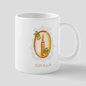 Sevilla / Spain (1) Mug