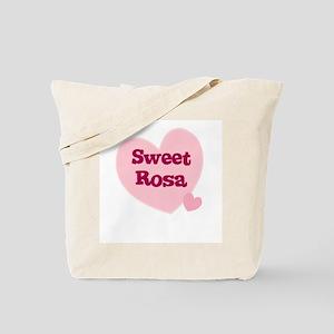 Sweet Rosa Tote Bag