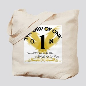 Tote Bag with Law of One Design