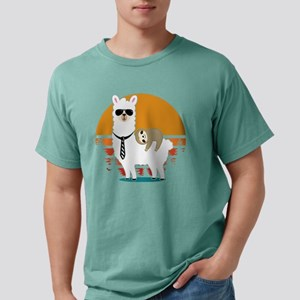 Funny Sloth Riding Llama T-Shirt