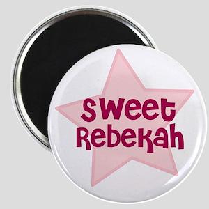 Sweet Rebekah Magnet