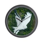On Silent Wings: Wall Clock