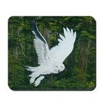 On Silent Wings: Mousepad