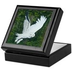 On Silent Wings: Keepsake Box