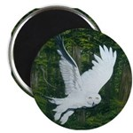 "On Silent Wings: 2.25"" Magnet (10 pack)"
