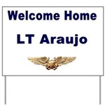 Lt Araujoyard Sign