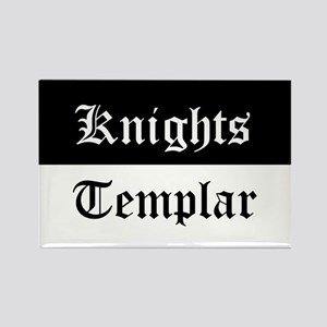 Knights Templar Beauceant Magnet