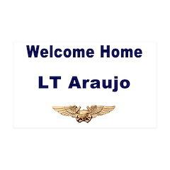 Lt Araujo Wall Decal