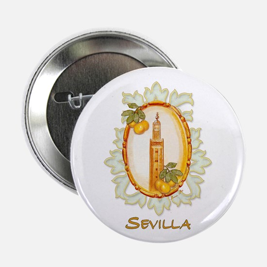 "Sevilla / Spain (1) 2.25"" Button"
