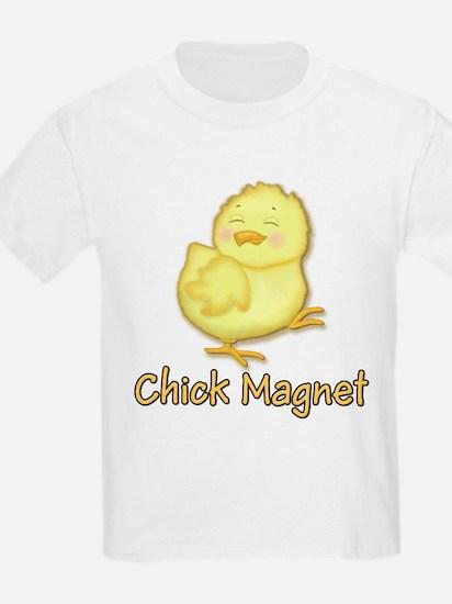 Chick Magnet Kids T-Shirt