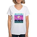WMC Women's V-Neck T-Shirt