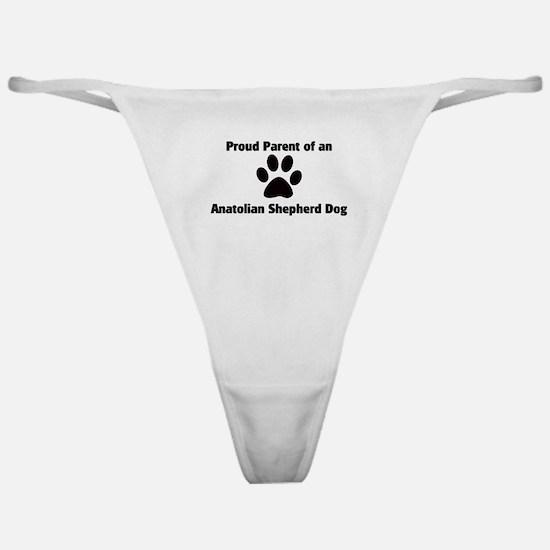 Anatolian Shepherd Dog Classic Thong