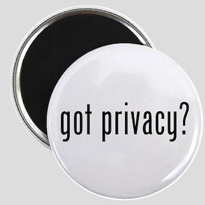 got privacy - Magnet