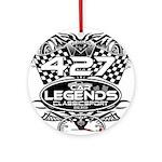 427 sport Round Ornament