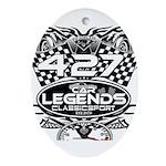 427 sport Oval Ornament