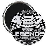 427 sport Magnets