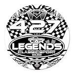 427 sport Round Car Magnet