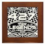 427 sport Framed Tile
