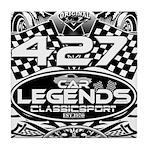 427 sport Tile Coaster