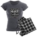427 sport Women's Charcoal Pajamas