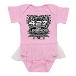 427 sport Baby Tutu Bodysuit