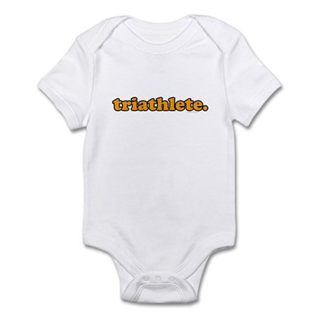 Triathlete Infant Bodysuit
