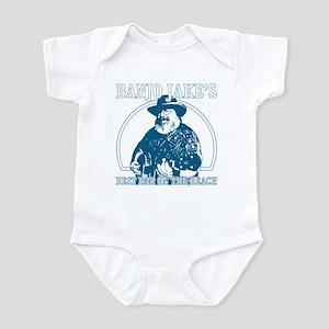 Blue Banjo Infant Bodysuit