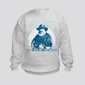 Blue Banjo Kids Sweatshirt