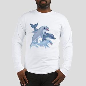 Dolphin Family Long Sleeve T-Shirt