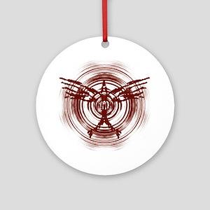 RedXbird Ornament (Round)