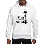 Run for the Fallen Hooded Sweatshirt