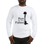 Run for the Fallen Long Sleeve T-Shirt