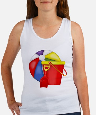 Beach Toys Women's Tank Top