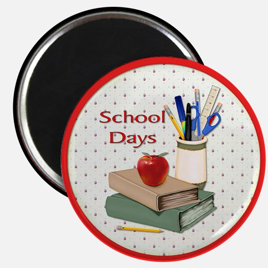 School Days Magnet