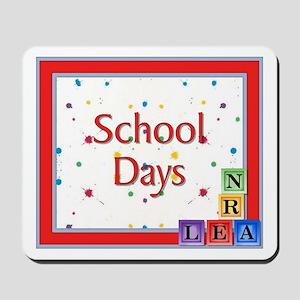 School Days 2 Mousepad
