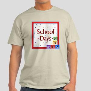 School Days 2 Light T-Shirt