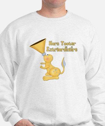Horn Tooter Sweater
