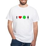 I Love Easy Women T-Shirt