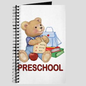 School Days Teddy - Preschool Journal